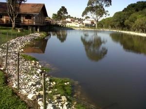 Lago Roque Amauri Medeiros